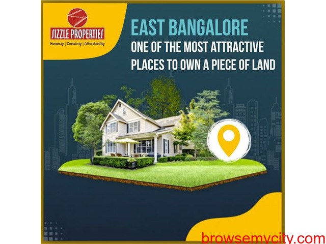 Gated community layouts for sale in east Bangalore - 1/1