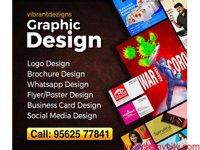 Graphic Design Service | Logo Design - 2/3
