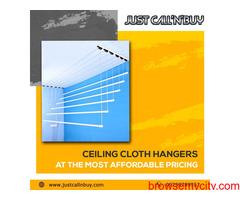 Call 08309419571 for Cloth Dry Hanger Near Manbhum - Around The Grove Apartment, Kondapur