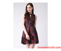 Stylish Red Dresses For Women Available At Affordable Price