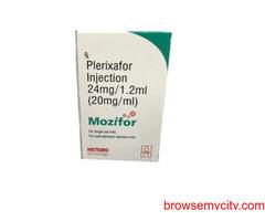 plerixafor injection price in India