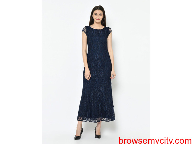 Buy Long Dress For Women Online Without Hassle - 1/1