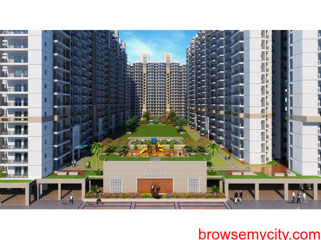Well-Crafted Ready to Move Flats in Gulshan Bellina @ 9266850850 - 1/4