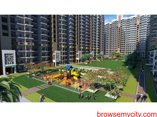 Well-Crafted Ready to Move Flats in Gulshan Bellina @ 9266850850 - 2/4
