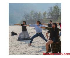 100 Hour Yoga Teacher Training in Rishikesh, India 2021
