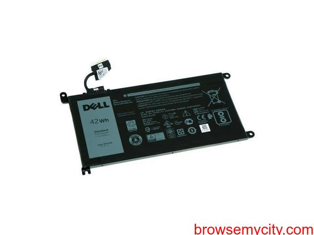 Dell WDX0R 11.4V 42Wh Batterie originale  3CRH3, T2JX4, - 1/1