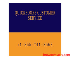 Relish quality support service on QuickBooks Customer Service +1-855-741-3663