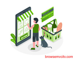 Grocery Shopping Online in India