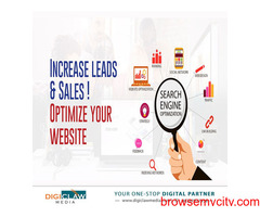 Increase website ranking through best SEO services.