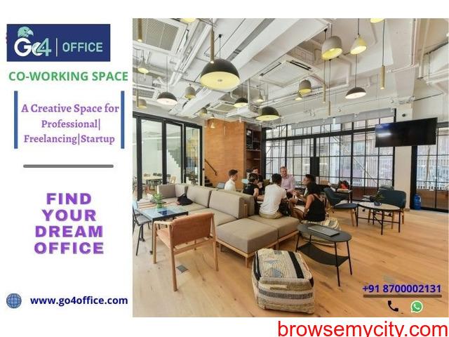 Coworking Office Space in Noida|Best Coworking Space in Noida - 1/2