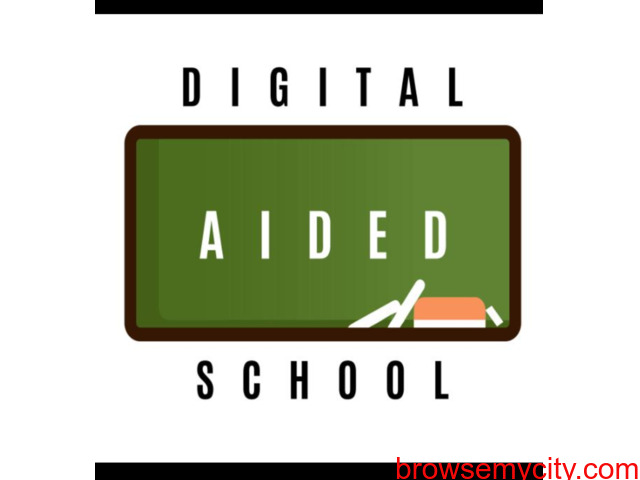 DIGITAL AIDED SCHOOL COURSES FOR KIDS - 1/1