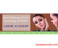 Top 10 Makeup Academy in Delhi | Lakme Academy