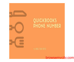 Get instant help on QuickBooks Customer Support Number +1-855-738-7873