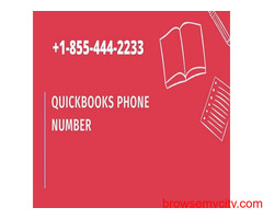 Get expert's help on QuickBooks Customer Service +1 855-444-2233