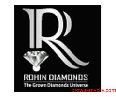 Unique Lab Grown Diamond, Man Made Diamonds, supplier, India