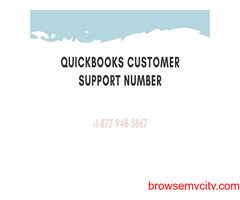 Get expert's help on QuickBooks Customer Service+1-877-948-5867