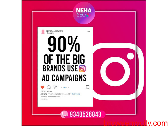 Social Media Marketing in Indore | 9340526843 | Neha SEO solutions - 1/1