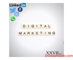 Best Digital Marketing Agency in Delhi - Twenty7 Inc