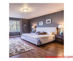 Buy designer beds in Delhi @ Woodage Furniture