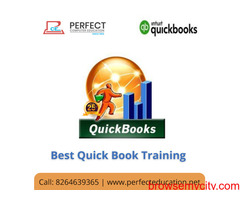 Who offers the best Quickbook Training in Ahmedabad?