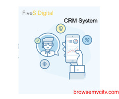 CRM Software for every business - Fivesdigital