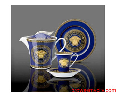 Buy Best Versace Dinnerware Set In India @ Altius Luxury