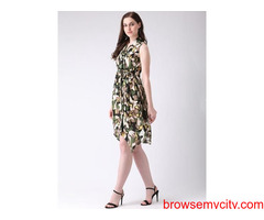 Sport Printed Dresses Regularly To Flaunt Graceful Appeal