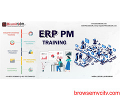 ERP PM Training Institute in Noida