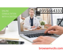 9355664333 Online docor consultation via video calling in Jamia Nagar