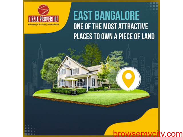 Plots for sale at attractive rates in Bangalore - 1/1