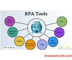 RPA Robotic Process Automation Tools?