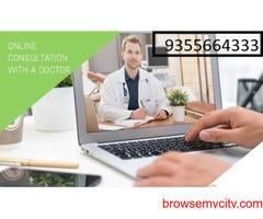 9355664333 Online docor consultation via video calling inPatel Nagar West