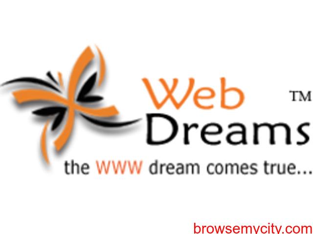 Professional Web development company in India - 1/1