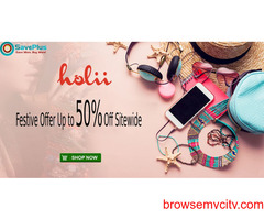 Holii Coupons, Deals & Offers: Festive Offer Up to 50% Off Sitewide