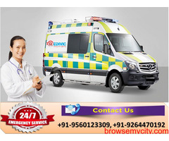 Advanced Healthcare by Medivic Ambulance Service in Ranchi