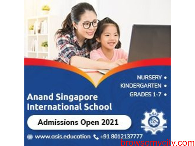 How American International school Chennai unique in delivering disrupted learning? - 1/1