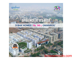3BHK Flats Sale near Appa Junction