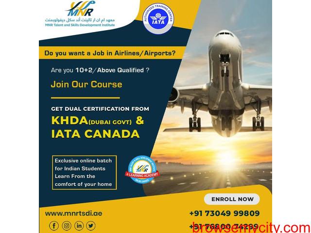 Best IATA Course Training  Institute In Telangana - 1/1