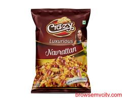 Navrattan Namkeen By Crazy- Gorakhpur