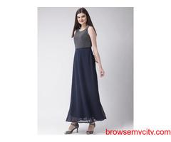 Buy Long Maxi Dresses For Women Online