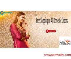 India Emporium Coupons, Deals & Offers: Free Shipping on All Domestic Orders
