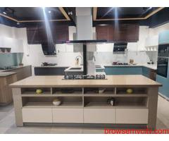 Modular kitchen at airport road Bhopal