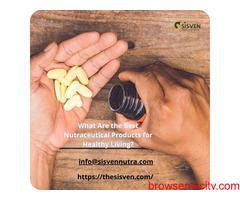 organic dietary supplements