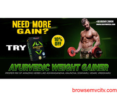Increase Weight Fast and Ayurvedically