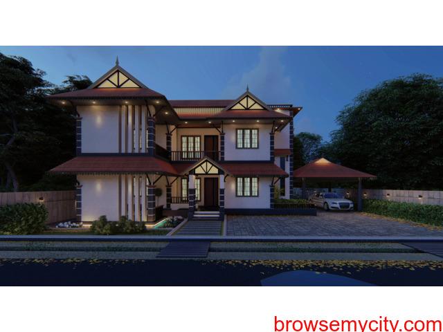 Best Construction Company in Nagercoil & Kanyakumari - 2/5