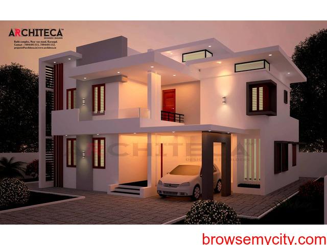 Best Construction Company in Nagercoil & Kanyakumari - 4/5