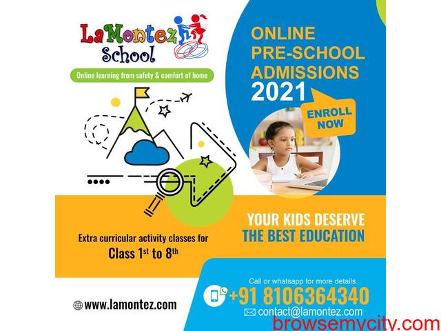 Preschool Online Learning - 2/3