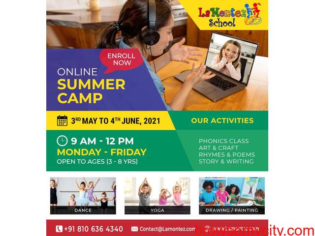 Preschool Online Learning - 3/3