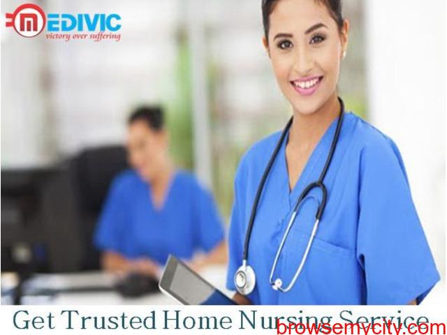 Pick Medivic Home Nursing Service in Darjeeling with Medical Equipment - 1/1