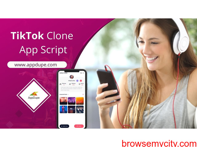 Launch A Voguish Video Sharing App With TikTok Clone - 1/1